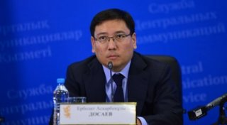 Yerbolat Dossayev ©Central Communiations Service under the President of the Republic of Kazakhstan