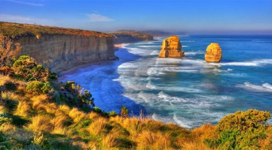 Coast of Australia. Photo courtesy of oceaniacruises.com