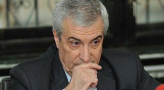 Calin Popescu-Tariceanu. Photo courtesy of jurnalistii.ro