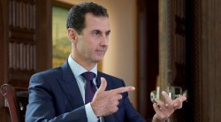 Assad: Trump could become Syria's 'natural ally""