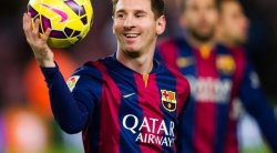 Messi will never leave Barca - club president
