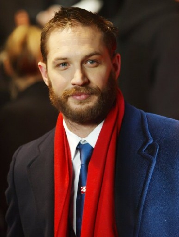 Tom Hardy. ©AFP