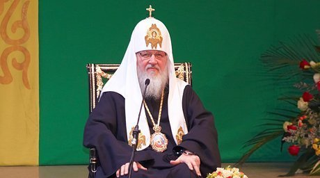 Kirill Patriarch of Moscow and All Russia. Photo by Yaroslav Radlovskiy©