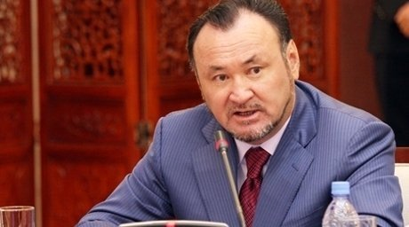 Kazakhstan Minister of Culture and Information Mukhtar Kul-Mukhammed. Tengrinews file photo
