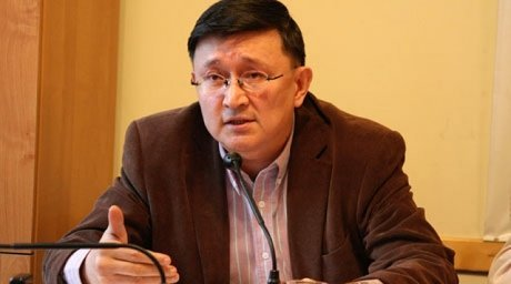 Chairman of the Pension Funds Association Council Aidar Alibayev. Photo by Yaroslav Radlovskiy©