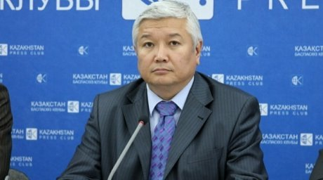 President of Kazakhstan Independent Entrepreneurs Association Talgat Akuov. Photo by Yaroslav Radlovskiy©