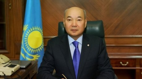 Bakytzhan Zhumagulov. Photo courtesy of primeminister.kz