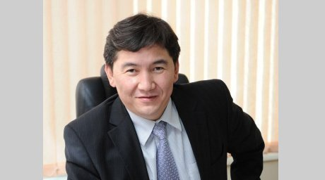 New Kazakhstan Education and Science Minister Aslan Sarinzhipov. Photo courtesy of megapolis.kz