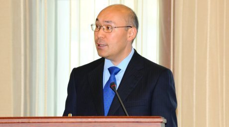 Central Bank Governor Kairat Kelimbetov. ©pm.kz