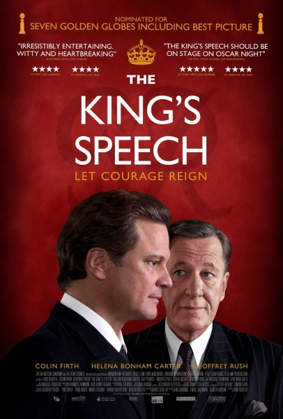 The Kings Speech. Photo courtesy of collider.com