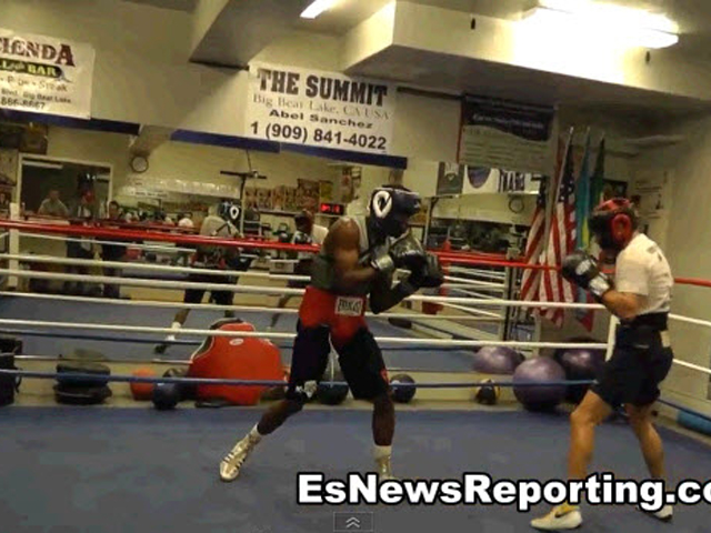 Gennadiy Golovkin preparing for fight with Matthew Macklin