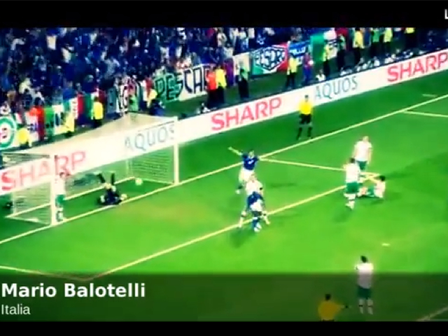 TOP-100 goals of the year 2012